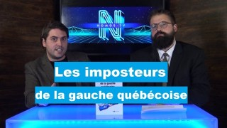Philippe Sauro Cinq-Mars : Les imposteurs de la gauche québécoise