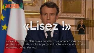 Suivez les consignes du président Macron : « Lisez ! » (mais pas n'importe quoi)
