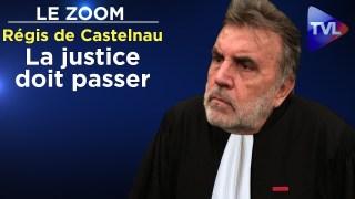 Face à l'incurie du gouvernement, la justice doit passer – Le Zoom – Régis de Castelnau – TVL