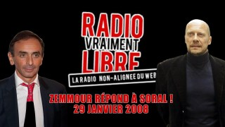 2008 : l'hypocrisie de Zemmour sur la question sioniste