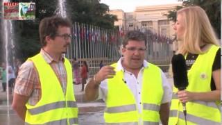 Acte 42 samedi 31 août 2019 : CHAÎNE HUMAINE jusqu'à l'ONU – annonce