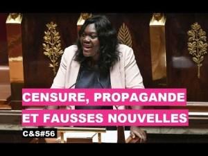 Culture & Société – Censure, propagande et fausses nouvelles