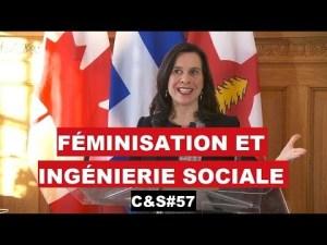 Culture & Société – Féminisation et ingénierie sociale