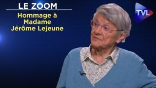 Hommage à Madame Jérôme Lejeune : un combat pour la Vie. (rediffusion)