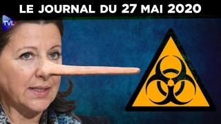 JT – Coronavirus : le point d'actualité – Journal du jeudi 28 mai 2020