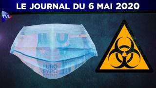 JT – Coronavirus : le point d'actualité – Journal du mercredi 6 mai 2020