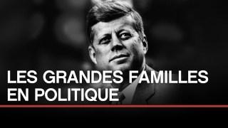 Kennedy, Gandhi, Kim : au coeur des plus puissantes familles politiques