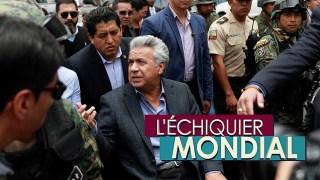 L'ECHIQUIER MONDIAL. Equateur : Lenin Moreno, un virage libéral face à la rue