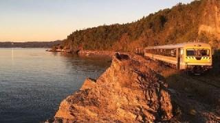 Les Grands Projets Québécois – Le Train de Charlevoix