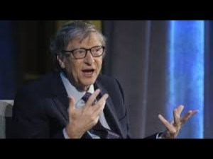 L'inquiétant Monsieur Bill Gates