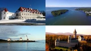 Top 10 – Plus petites municipalités du Québec par population