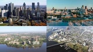 Top 10 – Villes du Québec par population