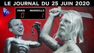 Didier Raoult, le coup fatal ? – JT du jeudi 25 juin 2020