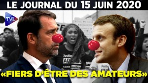 Emmanuel Macron entre vide, peur et mensonges