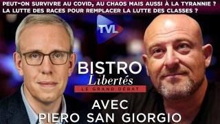 Face au Covid et au chaos , le survivalisme, une solution ? – Bistro Libertés avec P. San Giorgio
