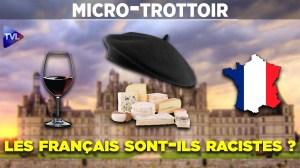 La France est-elle raciste ? Le microtrottoir de TVL