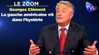 Le Zoom avec Georges Clément (Comité Trump France) : La gauche américaine vit dans l'hystérie