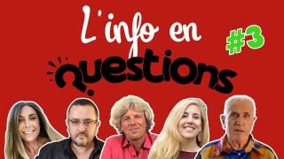 L'info en questionS #3 – émission du 25 juin 2020