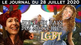 Alice Coffin : la mauvaise graine parisienne – JT du mardi 28 juillet 2020