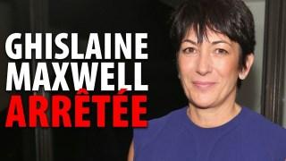 GHISLAINE MAXWELL ARRÊTÉE! avec Ken Pereira