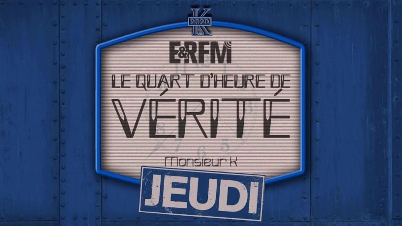 Le Quart d'heure de vérité #136 – Dictature en Marche, Perronne, Reconfinement, Villiers !