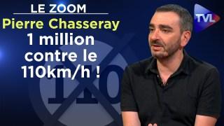 « Nous avons été 1 million de Français à dire Non au 110km/h ! » – Le Zoom – Pierre Chasseray – TVL