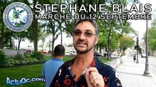 ACTUQC : STÉPHANE BLAIS –  FPPLC – 12 SEPTEMBRE 2020