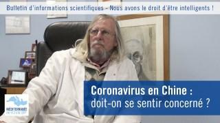 Coronavirus en Chine : doit-on se sentir concerné ?