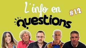 Info en Questions #12 avec Alexis Cossette de Radio Québec