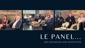 Le Panel – Une discussion sans restriction