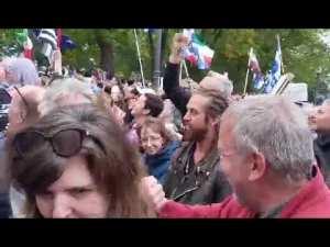5 minutes au coeur d'un rassemblement à Québec !