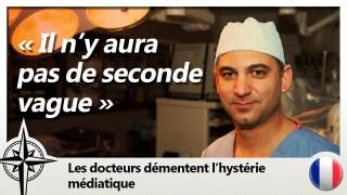 Coronavirus : les médecins répondent aux médias
