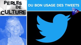 Du bon usage des tweets – Perles de Culture n°264 – TVL