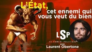 L'Éloge de la force avec Laurent Obertone – Le Samedi Politique