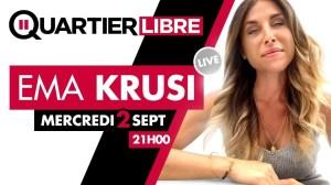 Live avec Quartier Libre TV