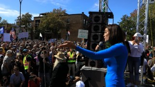 Lucie Laurier – 12 septembre – Marche à Montréal #FDDLP