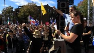 Vaccine Choice Canada – 12 septembre – Marche à Montréal #FDDLP