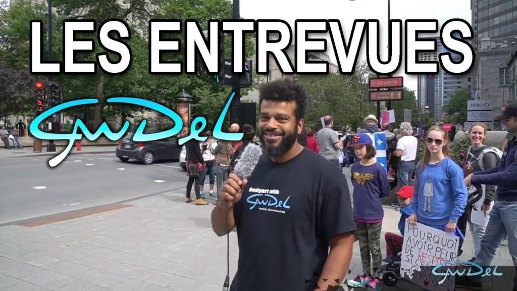 YANDEL : Montage des entrevues et la foule en accéléré!