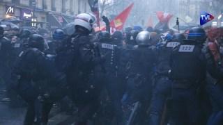 9 janvier 2020 : entre détermination des manifestants et violences des Black Bloc