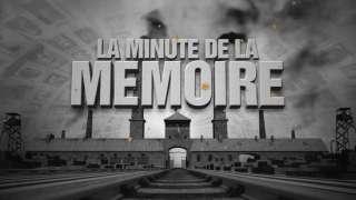 La minute de la Mémoire