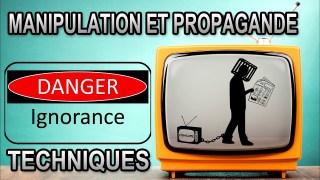 ActuQc : Techniques de manipulation de masse et propagande