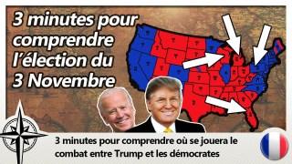 Comprendre la nuit électorale américaine en 3 minutes