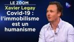 Covid-19 : l'immobilisme est un humanisme – Le Zoom – Xavier Legay – TVL
