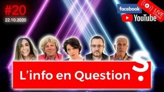 Info en Questions #20 – LIVE