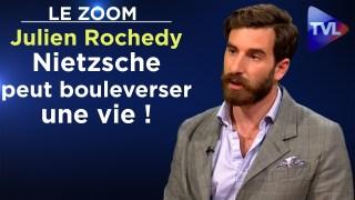 Julien Rochedy : Nietzsche peut bouleverser une vie ! – Le Zoom – TVL