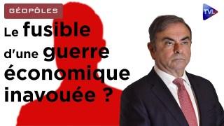 L'avocat de Carlos Ghosn sur TVL – C. Ghosn : un fusible d'une guerre économique inavouée ? – TVL