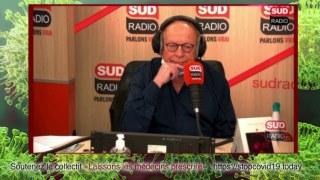 Martine Wonner invitée sur Sud Radio complète sa déclaration à l'assemblée nationale.