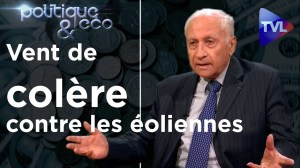 Politique-Eco avec Jean-Louis Butré – Vent de colère contre les éoliennes