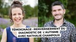 Renversement du diagnostic de l'autisme avec Nathalie Champoux, TDAH, Dys-  ( Seconde version  )