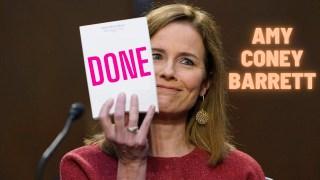 [VOSTFR] Discours d'Amy Coney Barrett lors de sa confirmation à la Cour suprême des Etats-Unis [CENSURÉ]